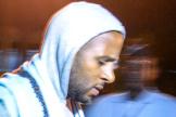 Peter Cherif, lors de son extradition vers la France, à l'aéroport de Djibouti, en décembre 2018.