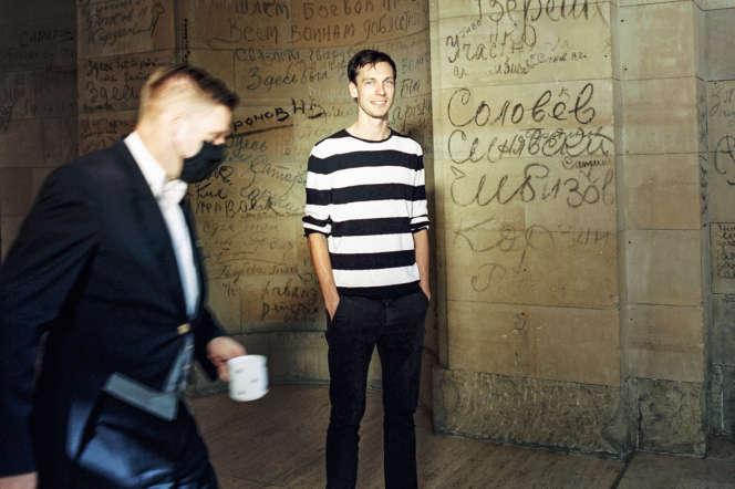 Torsten Menzel, responsable pour le Land de Saxe de l'ONG Teach First Deutschland, le 17 septembre à Berlin.