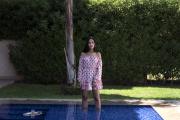 Manal chez elle àMarrakech, le11 septembre.