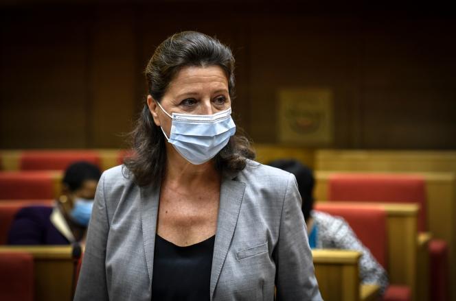 Agnès Buzyn, à Paris, le 23 septembre 2020.