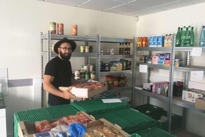 De plus en plus d'étudiants fréquentent l'épicerie solidaire de l'université de Lorraine, à Metz.