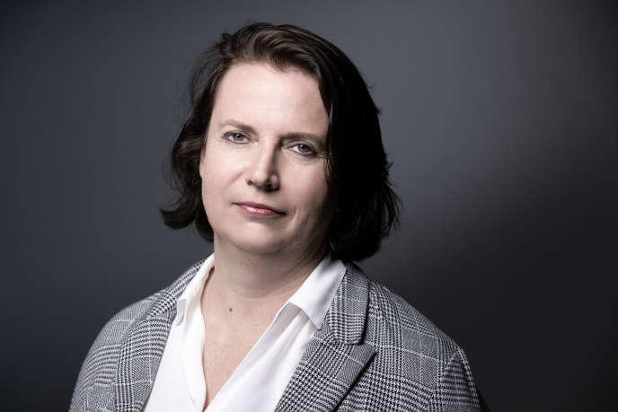 Claire Hédon, Défenseure des droits, à Paris, le 20juillet.