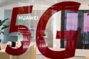 Un magasin du géant chinois des télécommunications Huawei, à Pékin, le 25 mai 2020.