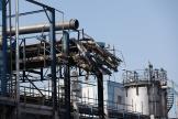 A l'usine de Lubrizol, la zone incendiée a été nettoyée méthodiquement.