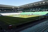 Le stadeGeoffroy Guichard à Saint-Etienne, le23 avril 2017.