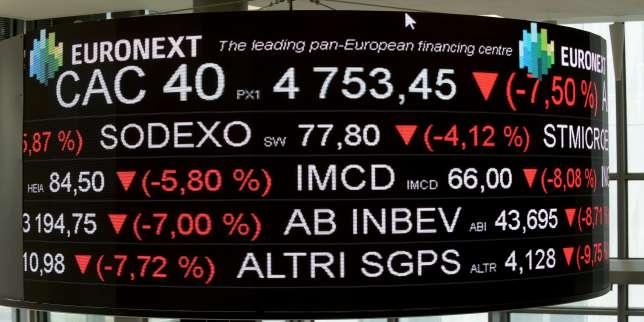 Covid: les entreprises du CAC 40 avancent à deux vitesses