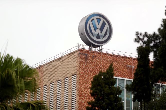 L'usine Volkswagen de Sao Bernardo do Campo (État de Sao Paulo), le 24 septembre.