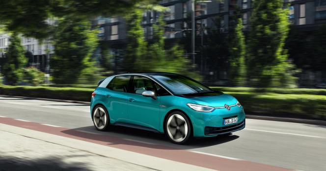 ID.3 de Volkswagen.