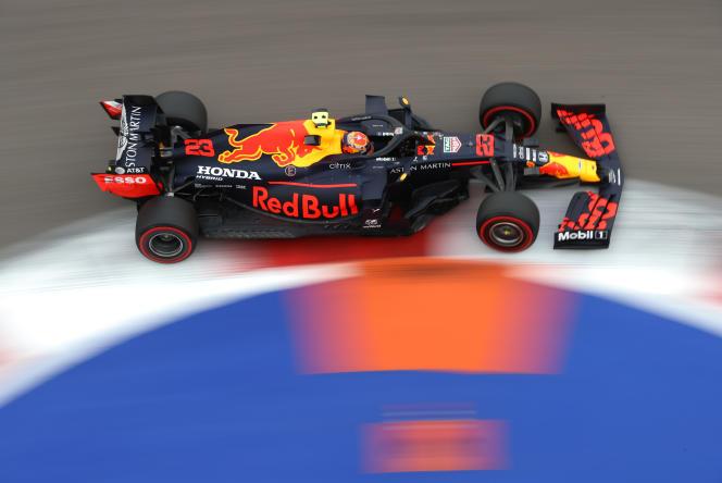 L'écurie Red Bull (de même que sa filiale AlphaTauri) va devoir trouver un nouveau moteur pour propulser ses voitures.