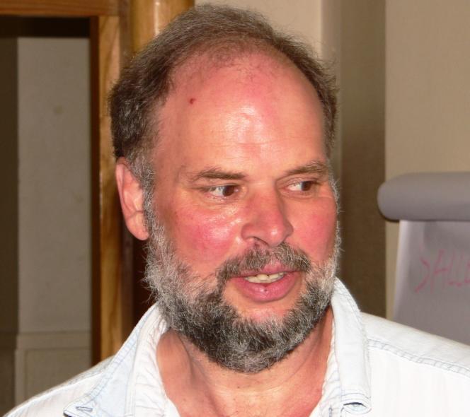 Vaughan Jonesen 2007.