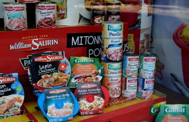 Monique Piffaut, propriétaire des cassoulets William Saurin, des couscous Garbit et des jambons Madrange, avait monté l'une des plus grandes fraudes comptables de l'industrie française, découverte en 2017 après son décès.