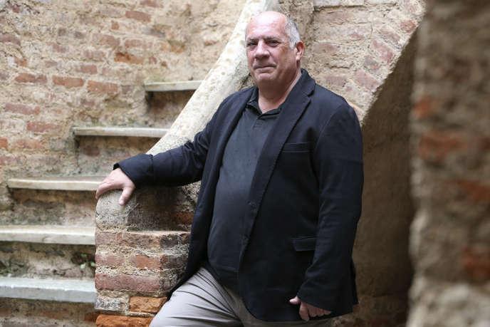 Paul-Toussaint Parigi, à Aléria (Haute-Corse), le 24septembre 2020.