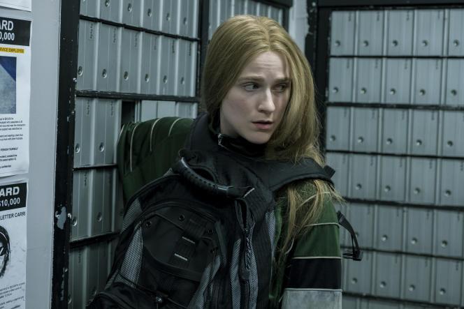 Evan Rachel Wood incarne Old Dolio Dyne dans «Kajillionaire», de Miranda July.