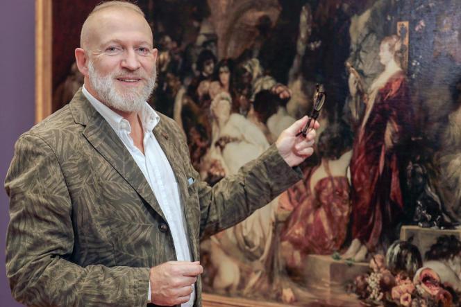 Wolf Eiermann, historien de l'art et directeur du Musée Georg Schäfer de Schweinfurt (Bavière, Allemagne), est l'un des intervenants du documentaire deWilfried Hauke, «Décadences».