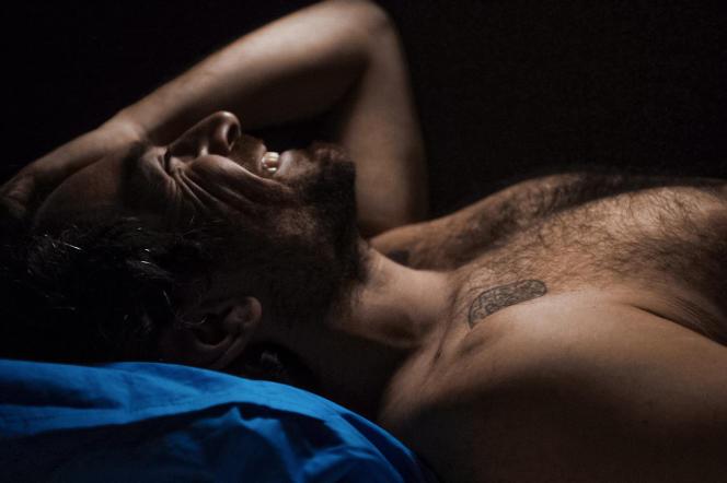 Arieh Worthalter dans« A cœur battant», deKeren Ben Rafael.