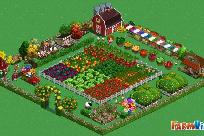 « FarmVille» aura inspiré beaucoup de jeux de ferme, mais aussi popularisé un modèle économique : celui du « free to play».