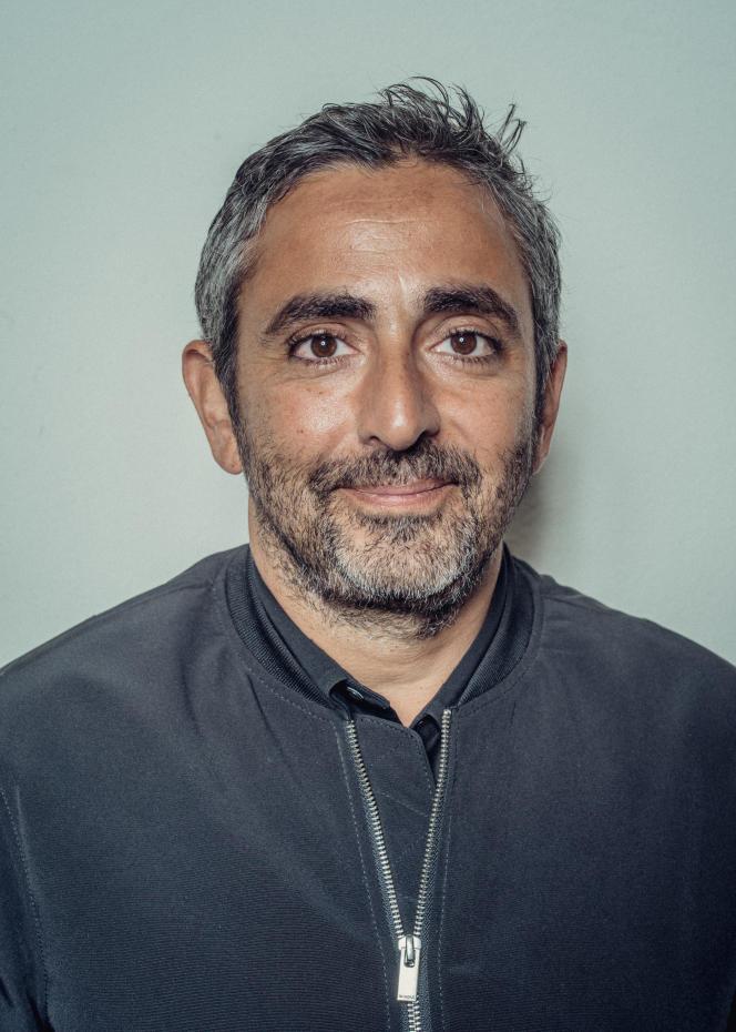 Eric Toledano, à Paris, en août 2017.