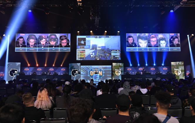 La finale de la DreamHack 2020, prestigieuse compétition de « Counter Strike : Global Offensive», qui s'est jouée le 23février aux Etats-Unis.