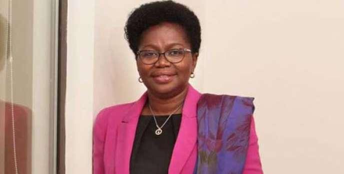 Victoire Sidémého Tomegah Dogbé, nouvelle première ministre du Togo.