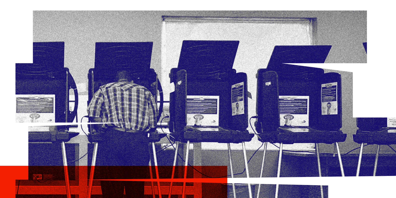 Bugs, cyberattaques, suspicions… le système électoral américain sous pression