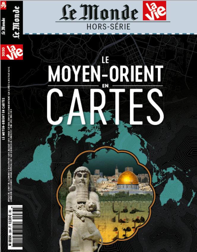 « Le Moyen-Orient en cartes », hors-série « Le Monde-La Vie », 126 pages, 12 euros, en kiosque et sur lemonde.fr.