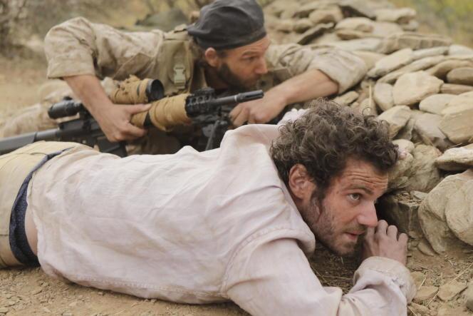 Antoine (Félix Moati), ingénieur parisien, part en Syrie à la recherche de sa sœur disparue, dans« No Man's Land ».