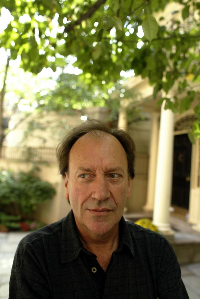 Le réalisateur Goran Paskaljevic lors du 29e Festival international du film de Toronto, le 14 septembre 2004, à Toronto (Canada).