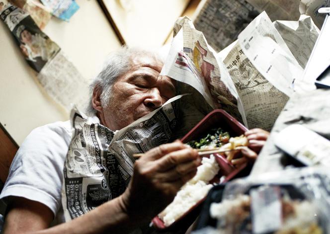 Photo issue de la série « Box Lunch is Ready» (2019), d'Atsushi Fukushima.