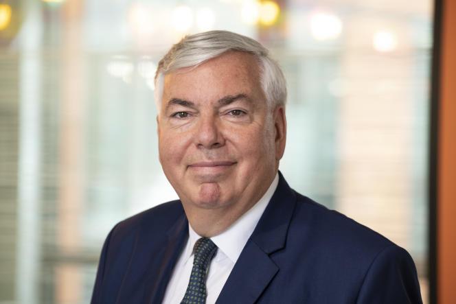 Vincent Rouaix, PDG d'Inetum.