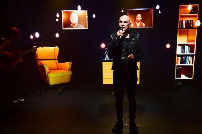 «Toi tu te tais», de Narcisse, au Festival d'Avignon en 2019.