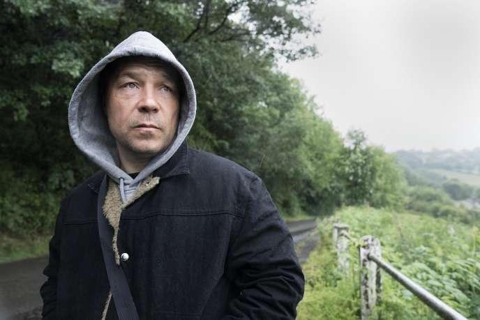 Joseph (Stephen Graham) dans«The Virtues», série britannique de Shane Meadows.