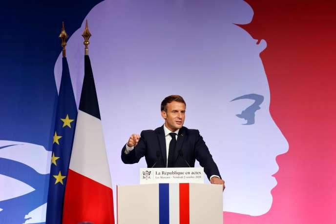 Séparatisme : Le machiavélique Macron accélère l'islamisation de la France