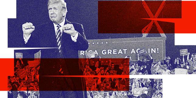 Présidentielle américaine, J−14: Donald Trump politise l'épidémie de Covid-19