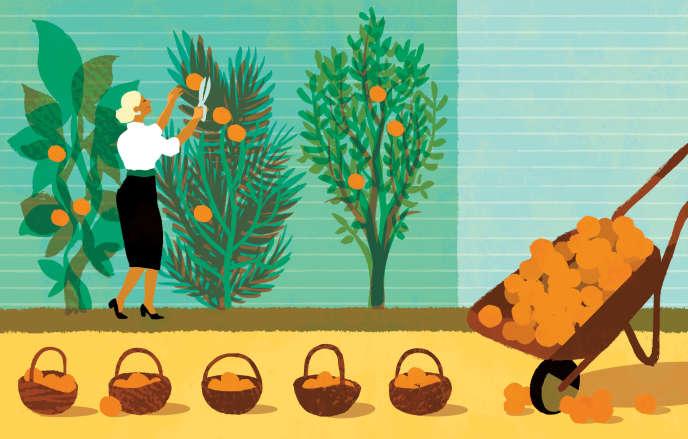 Investir régulièrement permet de bénéficier d'une rente une fois la retraite venue.