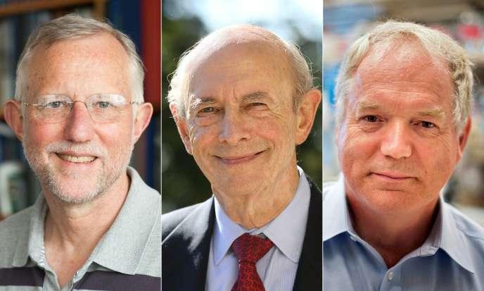 Les Américains Harvey Alter et Charles Rice et le BritanniqueMichael Houghton ont été récompensés par le prix Nobel de médecine.