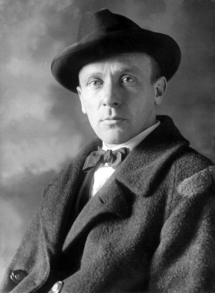 Mikhaïl Boulgakov, en1928.