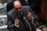 Le ministre de la justice, Eric Dupond-Moretti, le 6 octobre 2020, à l'Assemblée nationale.