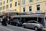 La Petit Bar, en avril 2013. C'est d'après ce bistrot d'Ajaccio qu'est nommé l'un des plus grands groupes criminels corses.