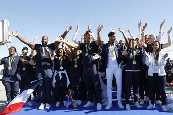 Le «cercle de haute performance» regroupera environ 400 athlètes, sur les quelque 2700sportifs de haut niveau soutenus financièrement, à même de monter sur les podiums olympiques et paralympiques.
