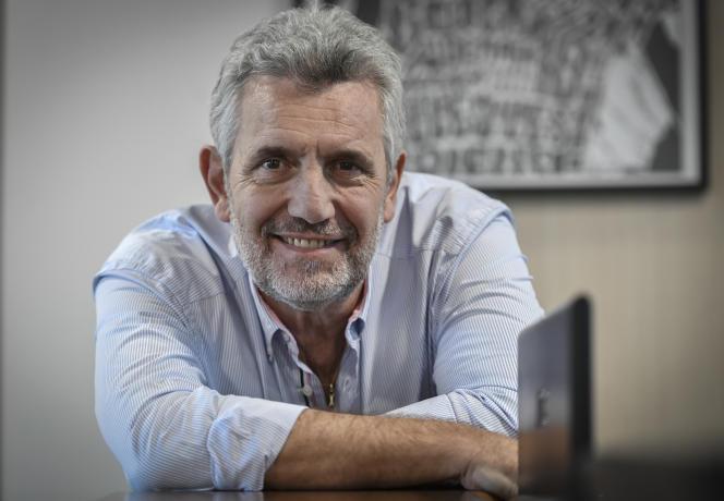 Claude Onesta (ici en 2018), responsable de la haute performance à l'Agence nationale du sport (ANS).