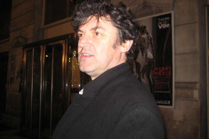 Jean Rochard, en 2018, àParis.