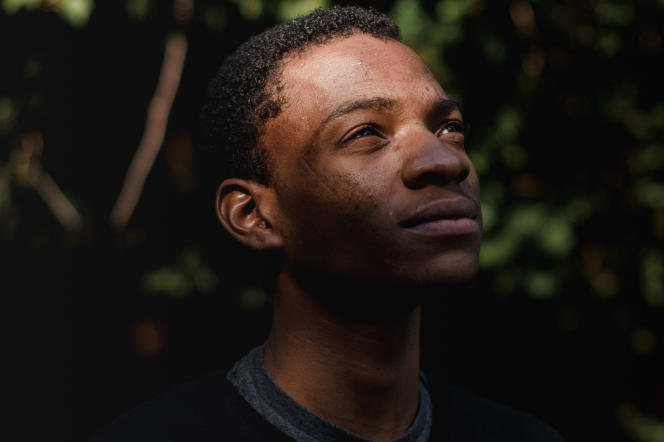 Khysir Carter, 20ans, Philadelphie, Pennsylvania.