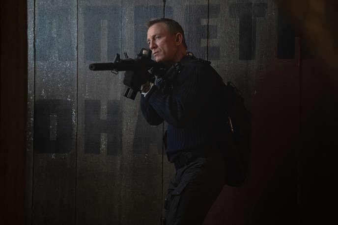 L'acteur Daniel Craig joue James Bond dans le fim«Mourir peut attendre», dont la sortie a été reportée à avril 2021.