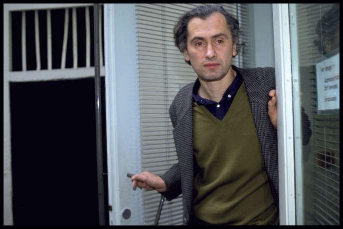 Olivier Corpet, en 1994.
