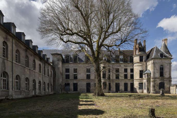 Le château de Villers-Cotterêts(Aisne), construit parFrançois Ier à partir de 1532.