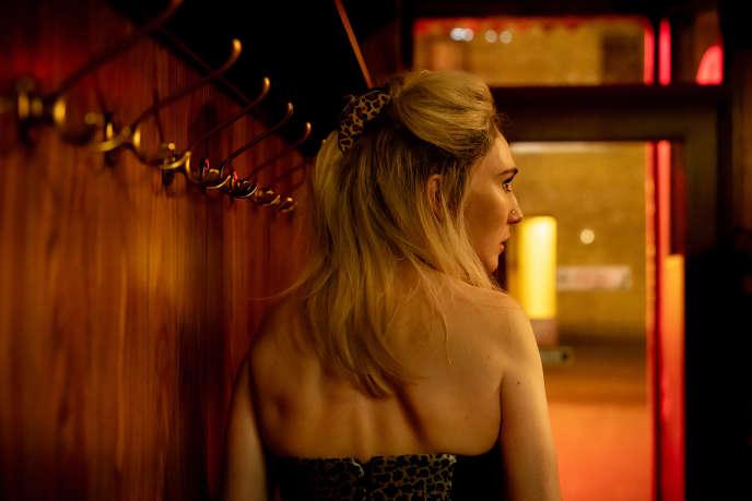 Carice van Houten dans«Red Light».