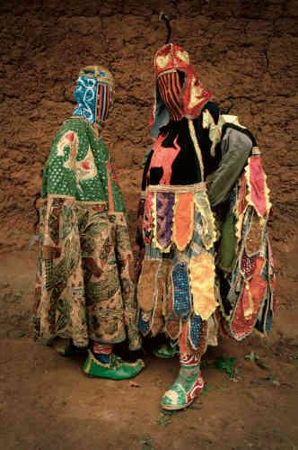 « Projet Egungun», de Leonce Raphael Agbodjélou, 2012.