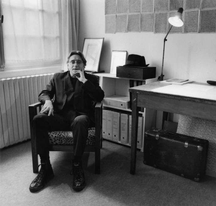 Franck André Jamme, le 1er juin 1998.