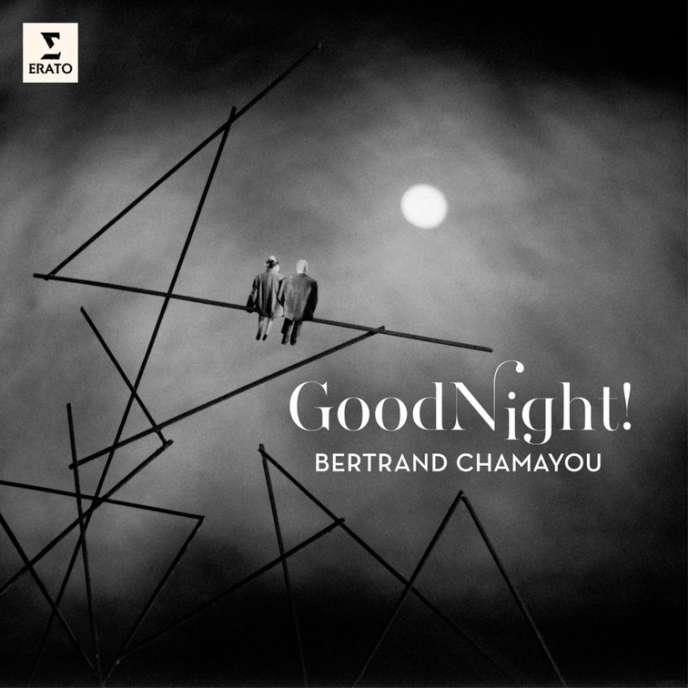 Pochette de l'album «Good Night !», de Bertrand Chamayou.
