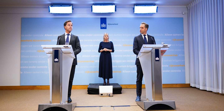 Les Pays-Bas décrètent un reconfinement partiel dès mercredi soir